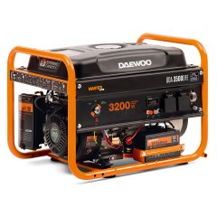 Газо-бензиновый электрогенератор Daewoo Power Products GDA 3500DFE
